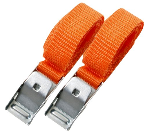 XL Perform Tool 553707 - Set of 2 straps with metal buckle (40 cm)