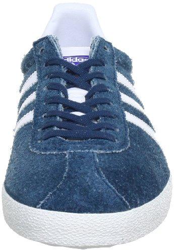adidas Originals Gazelle OG Q23175, Sneaker Uomo Blu (Blau (DARK PETROL S05 / RUNNING WHITE FTW / METALLIC GOLD)