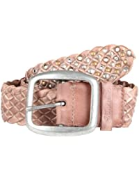 Timezone Damen Gürtel 10-0044 Ashlee braiding rivet belt