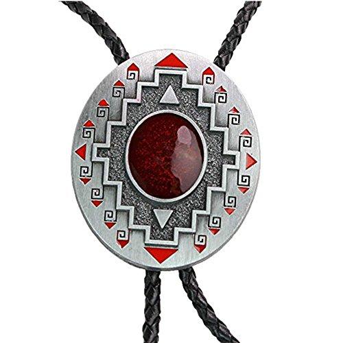 FYX - Corbata - para hombre rojo rosso