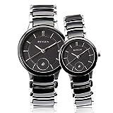 BINLUN - Herren Damen -Armbanduhr- BL0031TB