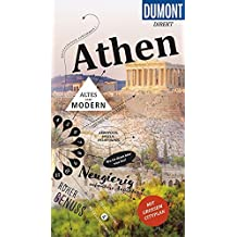 DuMont direkt Reiseführer Athen: Mit großem Cityplan