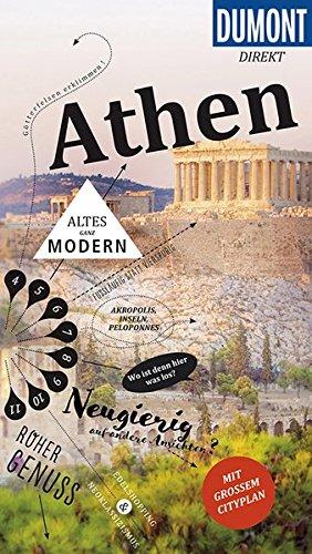 Preisvergleich Produktbild DuMont direkt Reiseführer Athen: Mit großem Cityplan