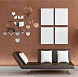 RETUROM-Inicio-3D-del-corazn-extrable-decoracin-del-arte-pegatinas-de-pared-Decoracin-de-la-sala-de-estar