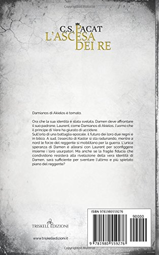scaricare ebook gratis L'ascesa dei re PDF Epub
