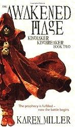 The Awakened Mage: Kingmaker, Kingbreaker: Book 2 by Miller, Karen (2007) Paperback