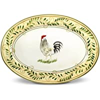 Pfaltzgraff Country Cottage Oval Serving Platter, 14-Inch by Pfaltzgraff