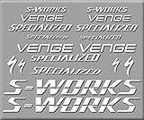 PEGATINAS S-WORKS SWORKS VENGE R278 VINILO ADESIVI segunda mano  Se entrega en toda España