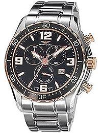Reloj Sandoz The Race 81325-95 Hombre Negro