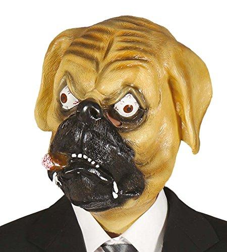 (Hund Gummimaske, Tiere zu verschleiern)
