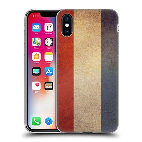 Head Case Designs Arménie Arménien Drapeaux D'époque 4 Étui Coque en Gel molle pour Apple iPhone 5 / 5s Pays-Bas Hollandais