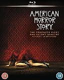 American Horror Story: The Complete First And Second Seasons (6 Blu-Ray) [Edizione: Regno Unito] [Reino Unido] [Blu-ray]