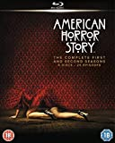 American Horror Story - Season 1-2 [Blu-ray]