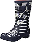 Joules Women's Molly Welly Ankle Boots