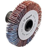 Bosch Cepillo multilámina LR 10 K120 (10mm, grano 120, para PRR 250)
