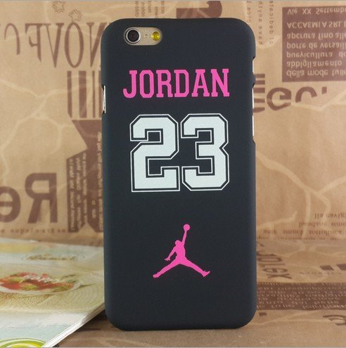on sale 4d875 0dc37 NEW AIR JORDAN LOGO JUMP SOFT PC CASE FOR APPLE IPHONE 6 6S NO .