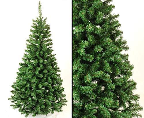 kunstpflanzen-discount.com Künstlicher Weihnachtsbaum Georgia grün 120cm, mit 270 Zweigspitzen
