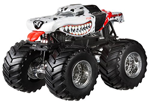 am Monster Mutt Dalmatian Die-Cast Vehicle, 1:24 Scale by Hot Wheels ()