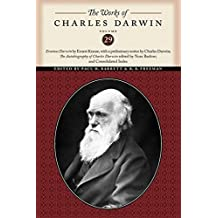 The Works of Charles Darwin, Volume 29: Erasmus Darwin by Ernest Krause, with a Preliminary Notice by Charles Darwin; The Autobiography of Charles Dar