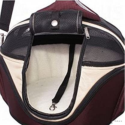 Elegant Innovative Round Hard Case Carrier Bag - Has A Variety Of Different Functions - Ideal For Large Cats & Small… 5