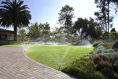 START-SET Rasenbewässerung 162qm (9x18 Meter)