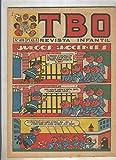 TBO numero 670: Juegos inocentes (Moreno)