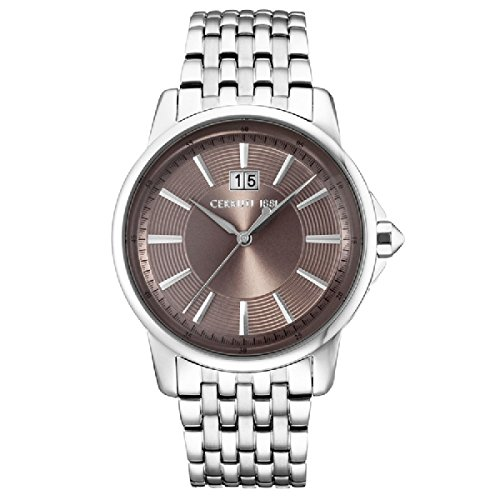 Men's quartz wristwatch Cerruti 1881 Nino FW14 CRA072SN11MS