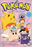 Front cover for the book Surf's Up, Pikachu by Toshihiro Ono
