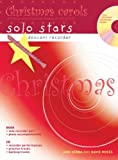Recorder Magic – Descant Recorder: Christmas Carols (Book + CD): 10 favourite carol...