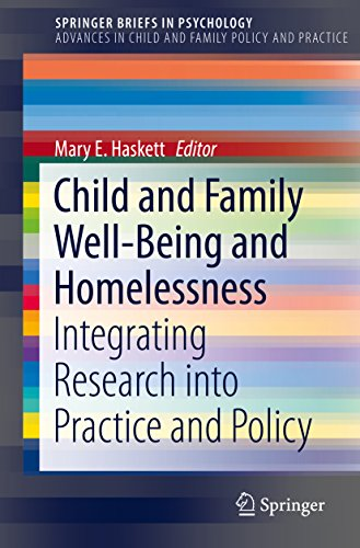 Child and Family Well-Being and Homelessness: Integrating Research into Practice and Policy (SpringerBriefs in Psychology) (English Edition) Service Riser