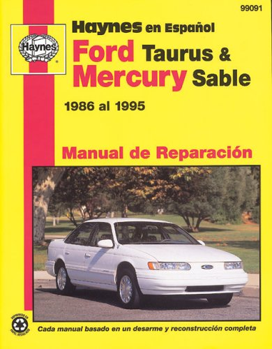 ford-taurus-mercury-sable-1986-al-1995-haynes-manuals