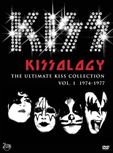 Kissology : The Ultimate Kiss Collection, Vol. 1, 1974-1977 [Import anglais]