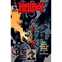 Hellboy: The Right Hand of Doom and Others #5