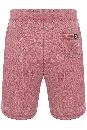Tokyo Laundry Herren Shorts 'Beaverton' Longmore - Oxblood - Red