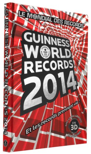 Guinness World Records par Hachette Pratique