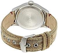 Timex Reloj Analógico para Hombre de Cuarzo con Correa en Cuero TW2R61000 de Timex