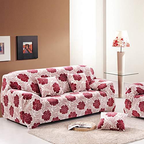 1949shop Möbel Schutz für Haustier Hund hohe elastizität Sofa schonbezug verdicken einfarbig Couch Abdeckung schnittsofa wurf pad für alle Season-k 1 sitzer (35 * 55 Zoll) -