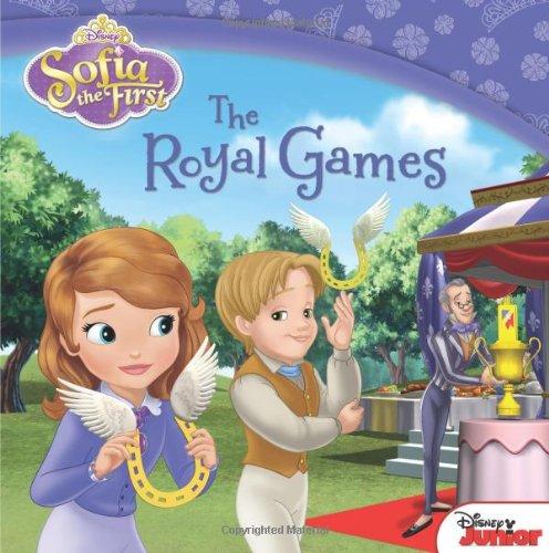 Sofia the First the Royal Games por Disney Book Group