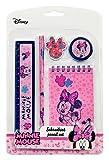 Schreibset, Disney Minnie Mouse, 5 teilig