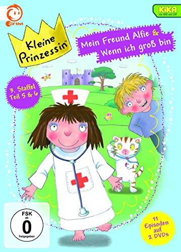 Kleine Prinzessin - Mein Freund Alfie & Wenn ich groß bin [2 DVDs]