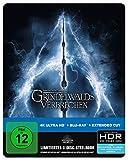 Phantastische Tierwesen: Grindelwalds Verbrechen 4K UHD + 2D Steelbook [Blu-ray] [Limited Edition]