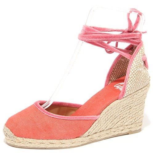 1561Q sandalo CASTANER CARINA arancione scarpa donna sandal women [39]