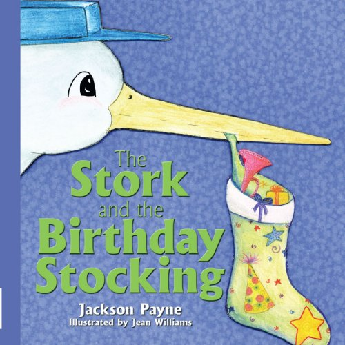 The Stork and the Birthday Stocking