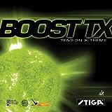Stiga Rubber Boost TX, options 2,0 mm, black