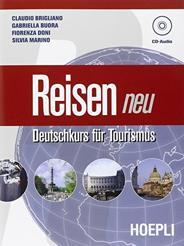 Reisen neu. Con CD Audio