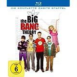 The Big Bang Theory - Die komplette zweite Staffel