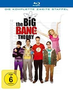 The Big Bang Theory - Die komplette zweite Staffel [Blu-ray]