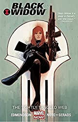 Black Widow Volume 2: The Tightly Tangled Web by Nathan Edmondson (3-Feb-2015) Paperback