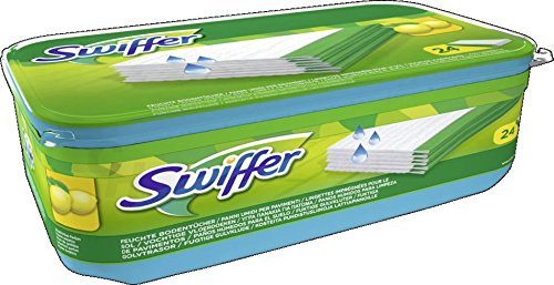 2x Swiffer Wet Wischtuecher 24er (2er Set)