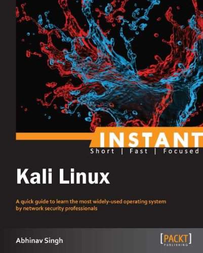 Instant Kali Linux (English Edition)
